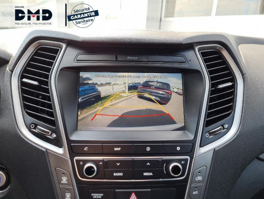 Hyundai Santa Fe 2.2 Crdi 200ch 4wd Creative Bva - Visuel #15