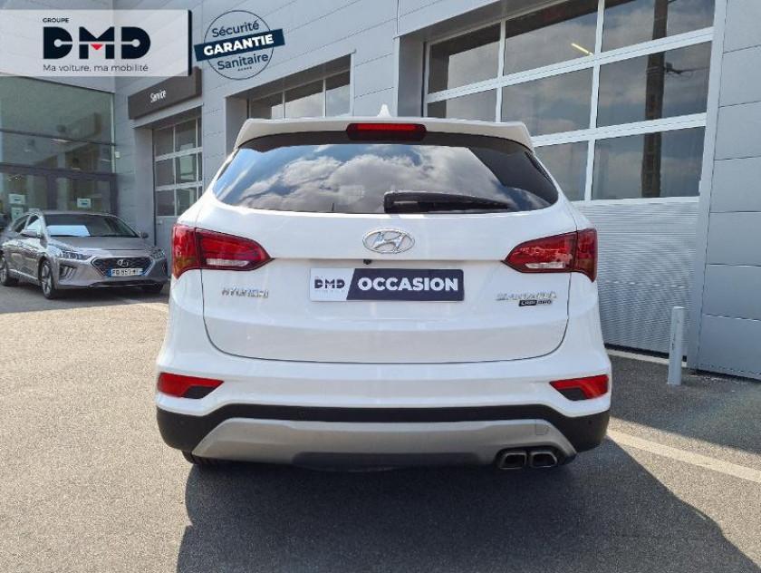 Hyundai Santa Fe 2.2 Crdi 200ch 4wd Creative Bva - Visuel #11