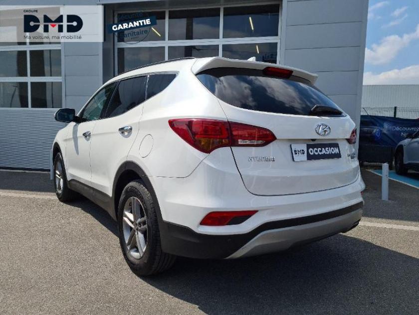 Hyundai Santa Fe 2.2 Crdi 200ch 4wd Creative Bva - Visuel #3