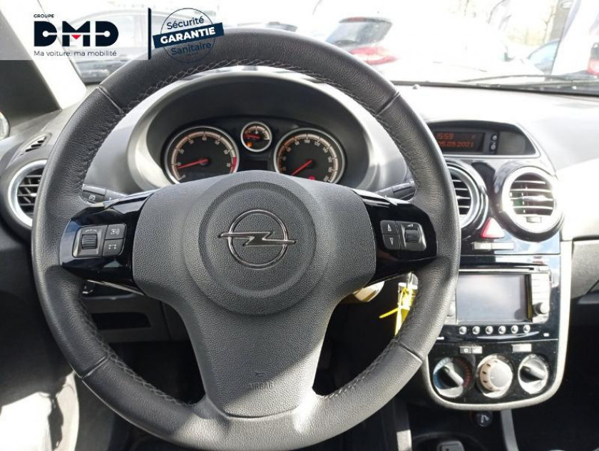 Opel Corsa 1.4 Twinport 100ch Graphite 5p - Visuel #7