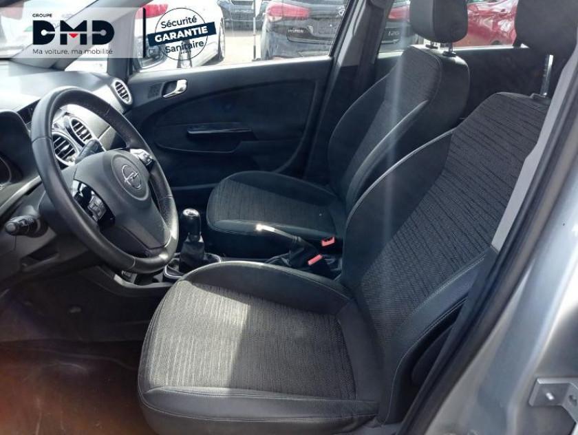 Opel Corsa 1.4 Twinport 100ch Graphite 5p - Visuel #9