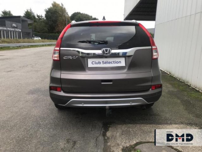 Honda Cr-v 1.6 I-dtec 120ch Executive Navi 2wd - Visuel #11