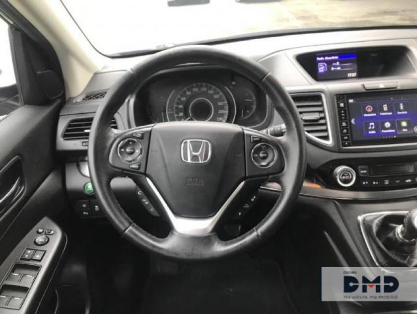 Honda Cr-v 1.6 I-dtec 120ch Executive Navi 2wd - Visuel #7