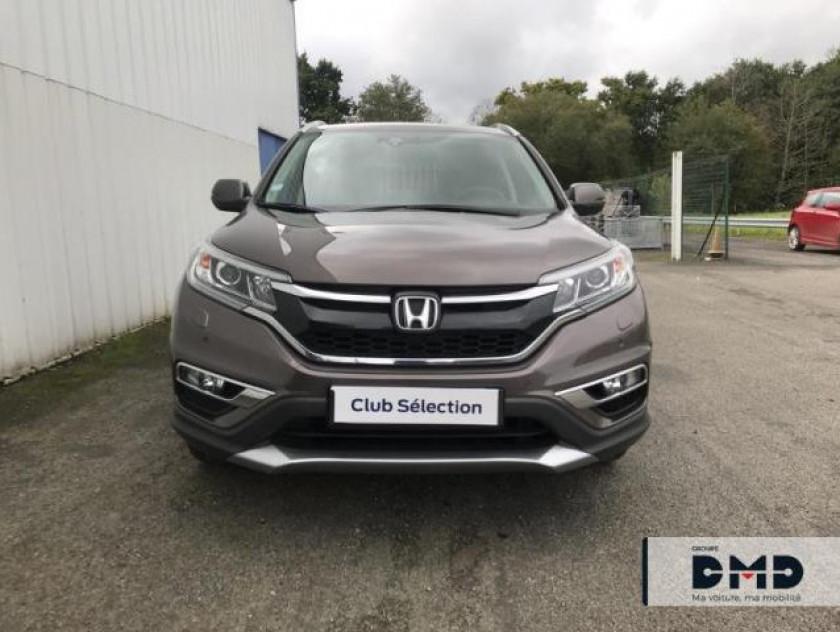 Honda Cr-v 1.6 I-dtec 120ch Executive Navi 2wd - Visuel #4