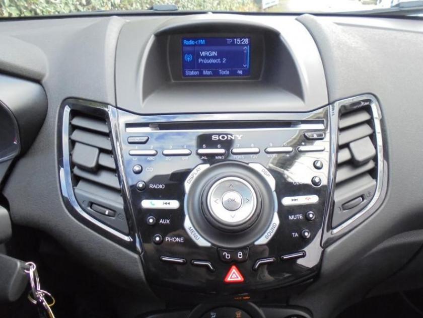 Ford Fiesta 1.6 Ecoboost 182ch St 3p - Visuel #7
