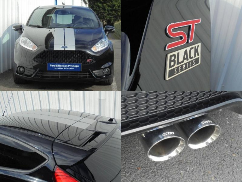 Ford Fiesta 1.6 Ecoboost 182ch St 3p - Visuel #8