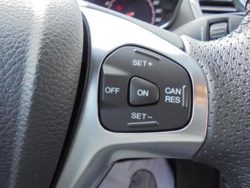 Ford Fiesta 1.6 Ecoboost 182ch St 3p - Visuel #18