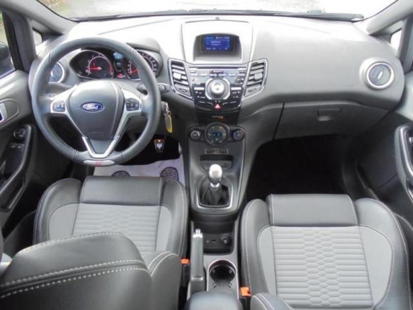 Ford Fiesta 1.6 Ecoboost 182ch St 3p - Visuel #28
