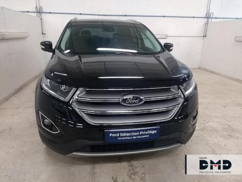 Ford Edge 2.0 Tdci 210ch Titanium I-awd Powershift - Visuel #4