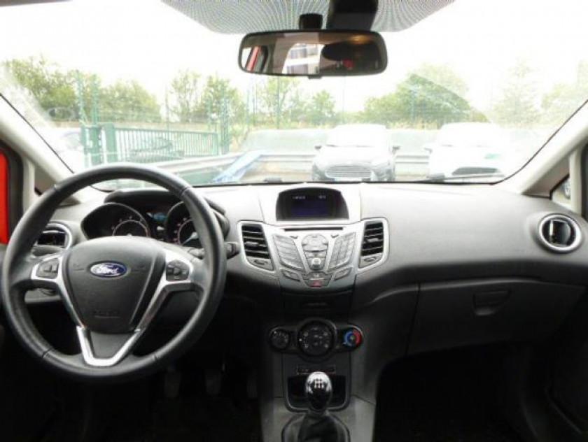Ford Fiesta 1.0 Ecoboost 100ch Stop&start Edition 5p - Visuel #8