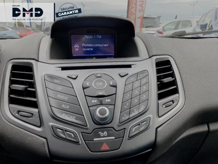 Ford Fiesta 1.5 Tdci 75ch Stop&start Edition 3p - Visuel #6