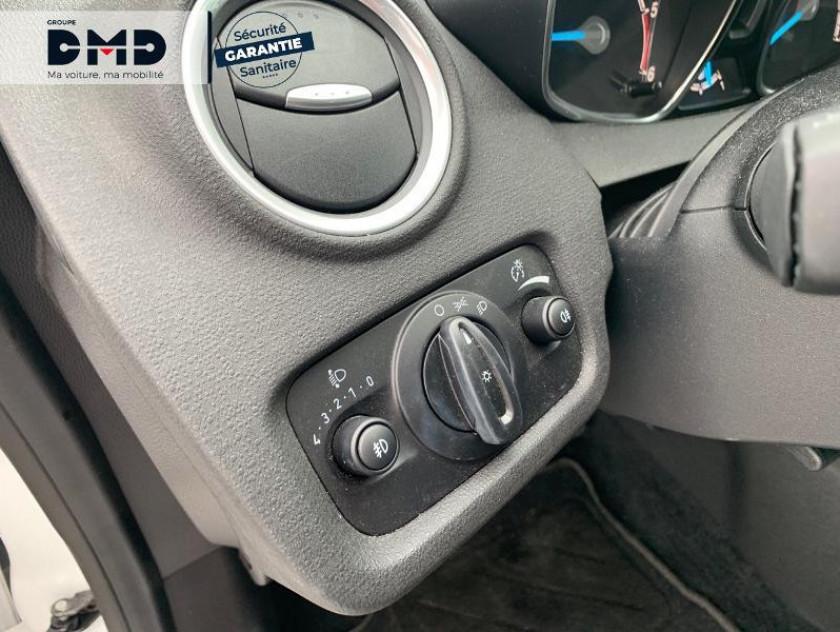 Ford Fiesta 1.5 Tdci 75ch Stop&start Edition 3p - Visuel #10