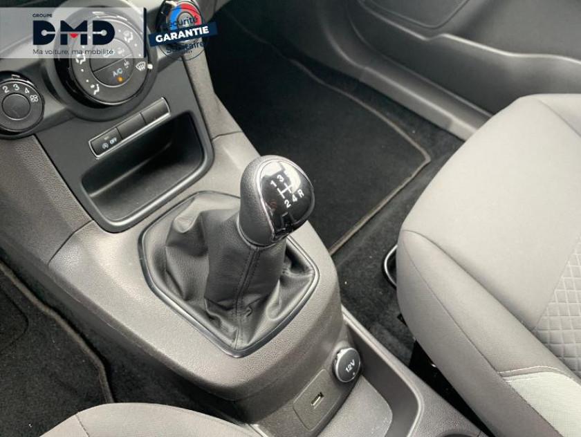 Ford Fiesta 1.5 Tdci 75ch Stop&start Edition 3p - Visuel #8