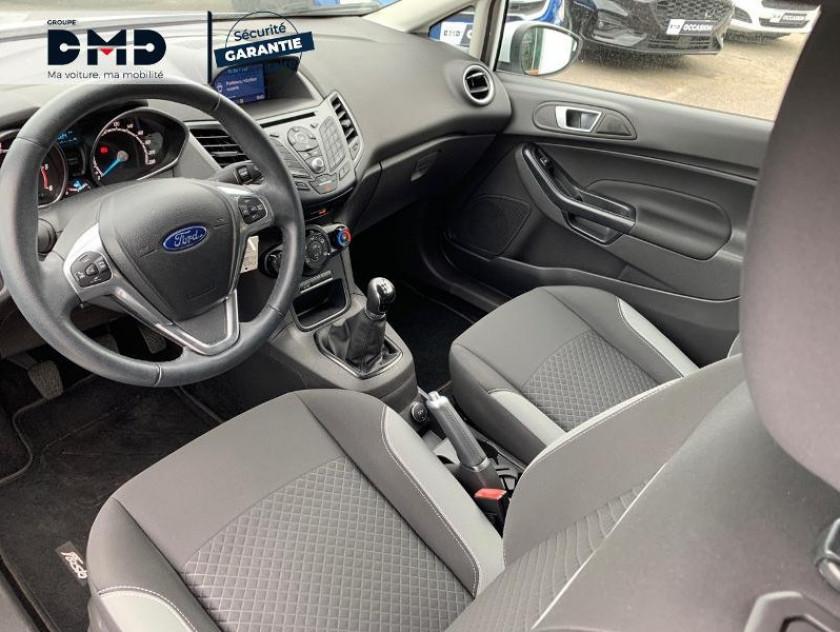 Ford Fiesta 1.5 Tdci 75ch Stop&start Edition 3p - Visuel #5