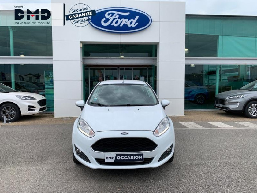 Ford Fiesta 1.5 Tdci 75ch Stop&start Edition 3p - Visuel #4