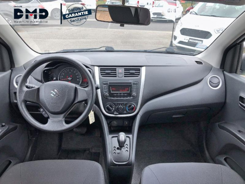 Suzuki Celerio 1.0 Pack Auto (ags) - Visuel #5