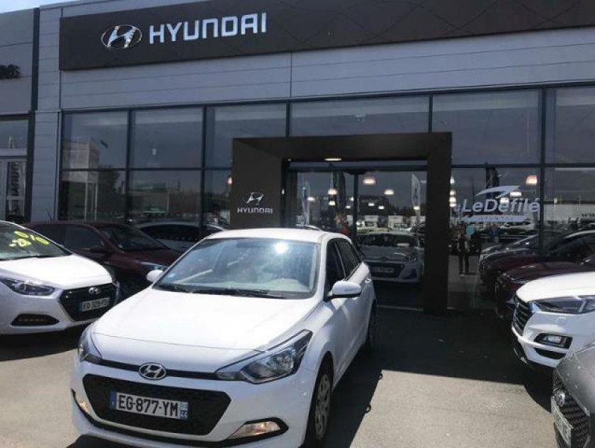 Hyundai I20 1.2 84 Initia - Visuel #2