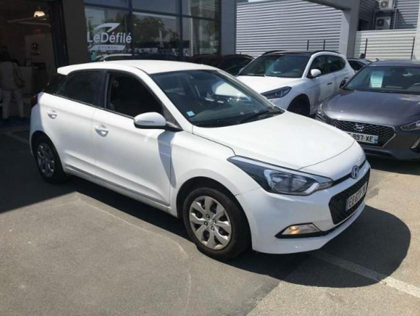 Hyundai I20 1.2 84 Initia - Visuel #3