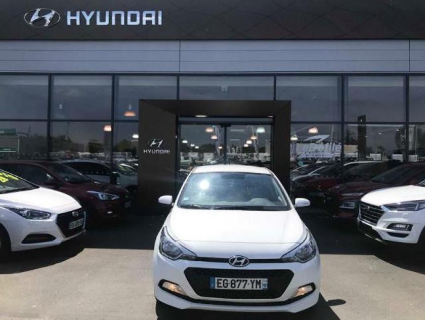 Hyundai I20 1.2 84 Initia - Visuel #1