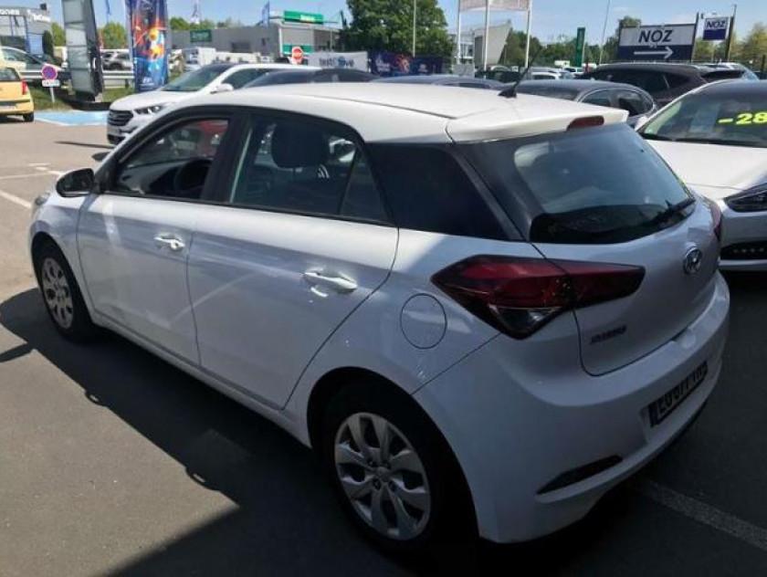 Hyundai I20 1.2 84 Initia - Visuel #4