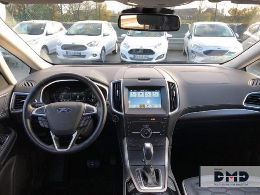 Ford S-max 2.0 Tdci 180ch Stop&start Vignale I-awd Powershift - Visuel #5
