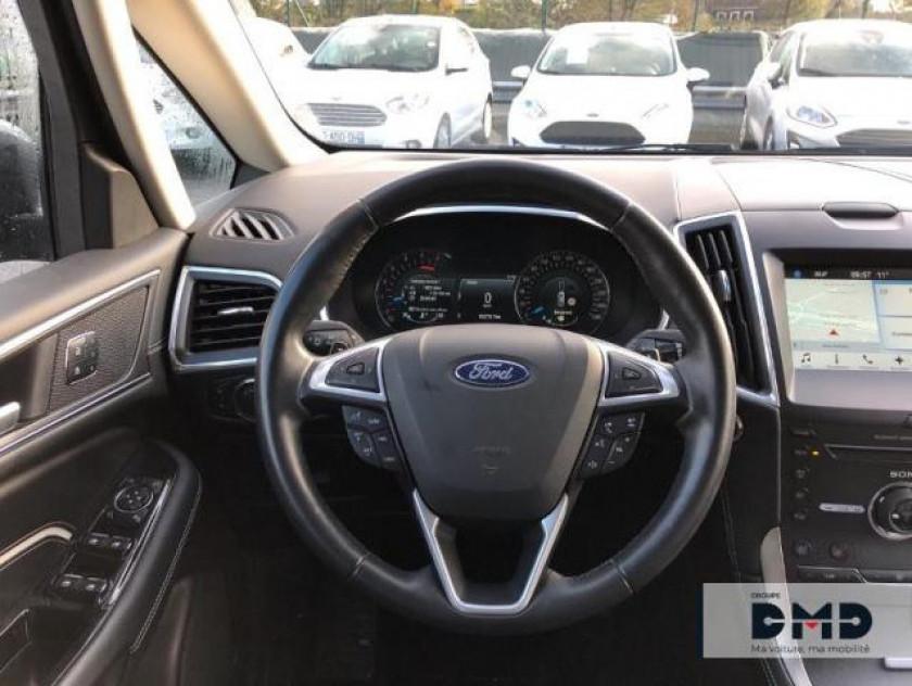 Ford S-max 2.0 Tdci 180ch Stop&start Vignale I-awd Powershift - Visuel #7