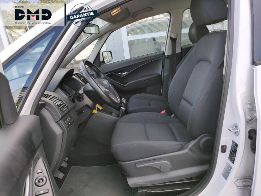 Hyundai Ix20 1.6 125 Blue Drive Uefa Euro 2016 - Visuel #9