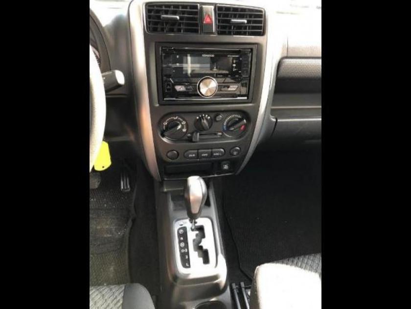 Suzuki Jimny 1.3 Vvt Jlx Auto - Visuel #9