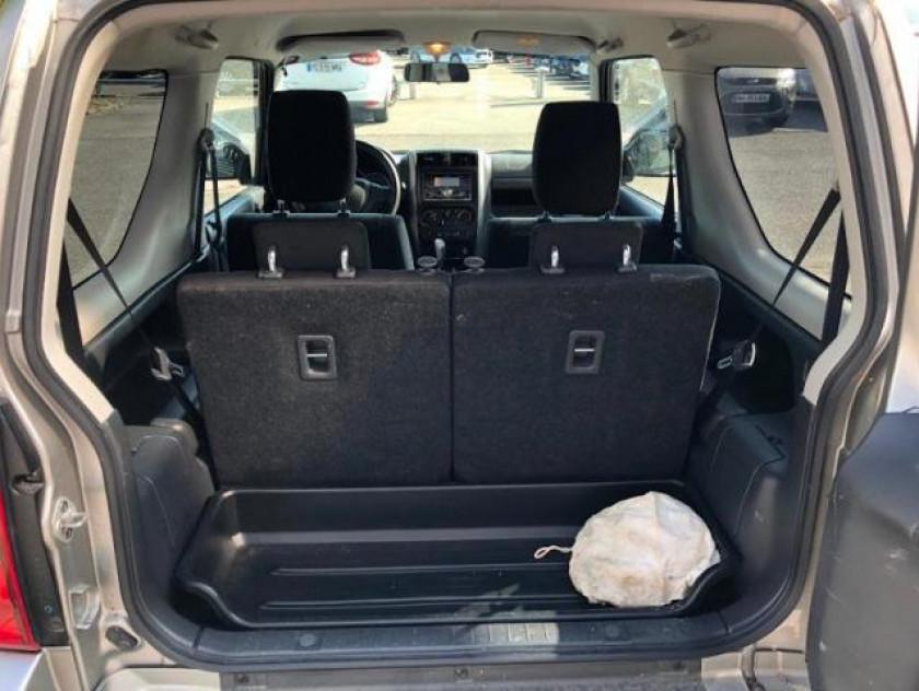 Suzuki Jimny 1.3 Vvt Jlx Auto - Visuel #10