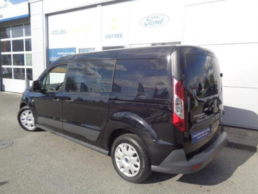 Ford Transit Connect L2 1.5 Td 100ch Stop&start Cabine Approfondie Trend Powershi - Visuel #3