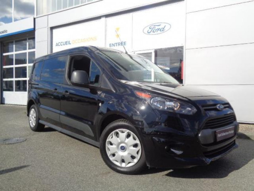 Ford Transit Connect L2 1.5 Td 100ch Stop&start Cabine Approfondie Trend Powershi - Visuel #1