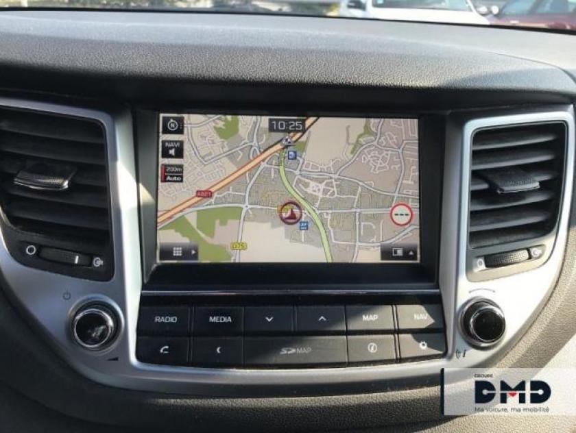 Hyundai Tucson 1.7 Crdi 115ch Creative 2wd - Visuel #6