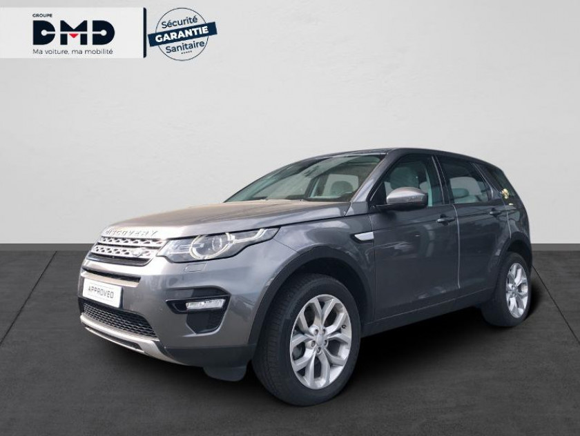 Land Rover Discovery Sport 2.0 Td4 150ch Awd Hse Mark Ii - Visuel #1