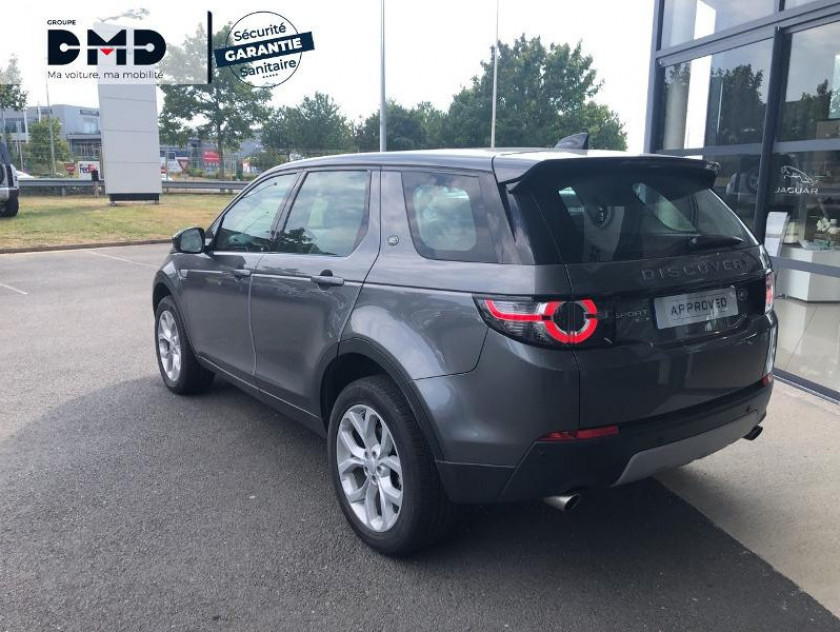 Land Rover Discovery Sport 2.0 Td4 150ch Awd Hse Mark Ii - Visuel #3
