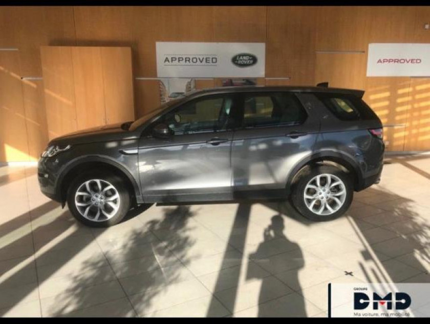 Land-rover Discovery Sport 2.0 Td4 150ch Awd Hse Bva Mark Ii - Visuel #17