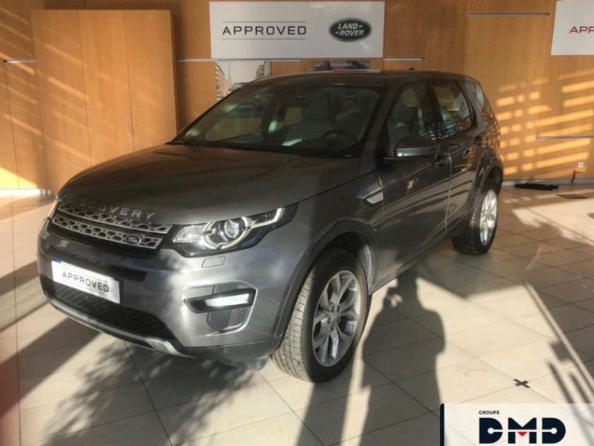 Land-rover Discovery Sport 2.0 Td4 150ch Awd Hse Bva Mark Ii - Visuel #2