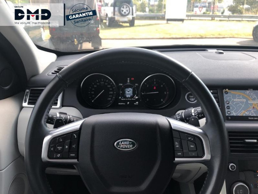 Land Rover Discovery Sport 2.0 Td4 150ch Awd Hse Mark Ii - Visuel #7
