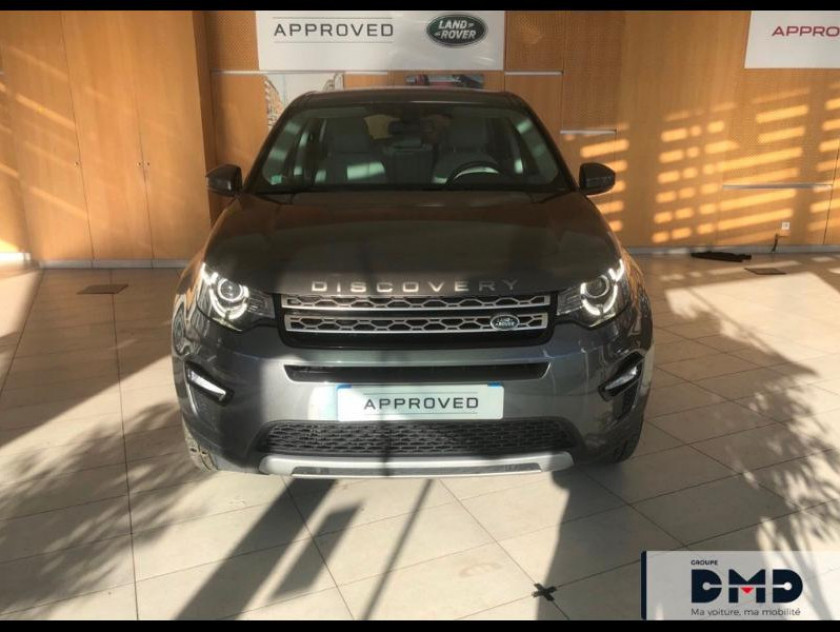 Land-rover Discovery Sport 2.0 Td4 150ch Awd Hse Bva Mark Ii - Visuel #5