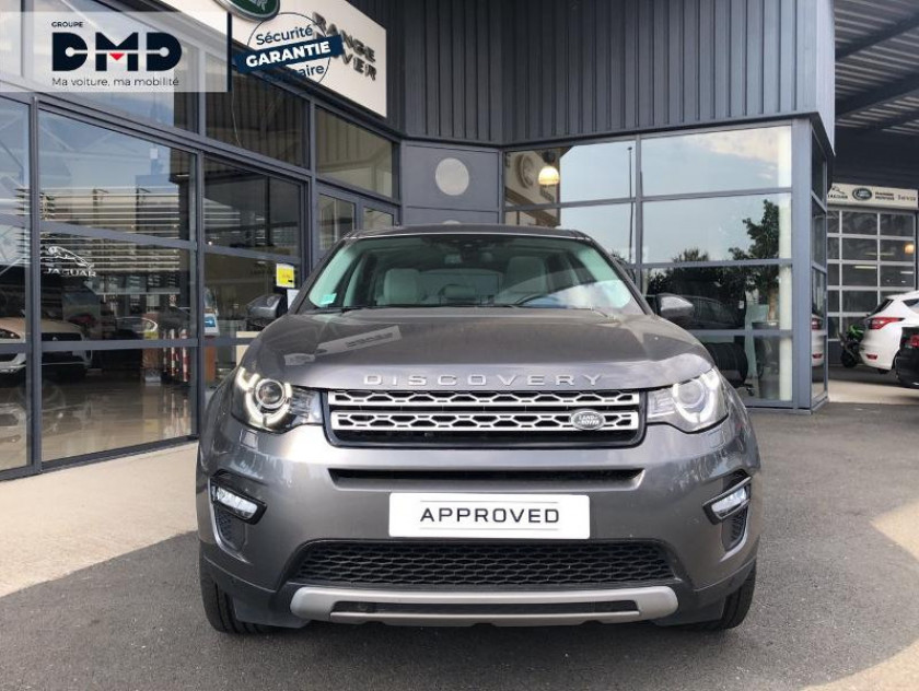 Land Rover Discovery Sport 2.0 Td4 150ch Awd Hse Mark Ii - Visuel #4