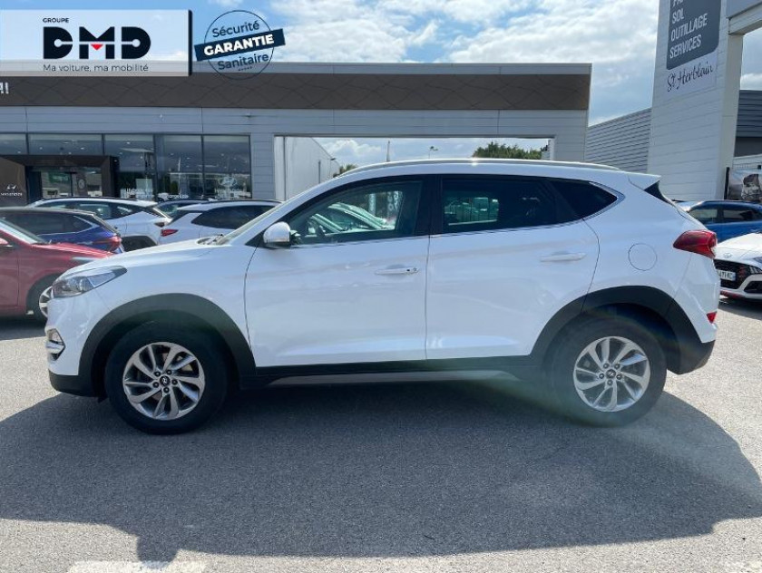Hyundai Tucson 1.7 Crdi 141ch Creative 2wd Dct-7 - Visuel #2