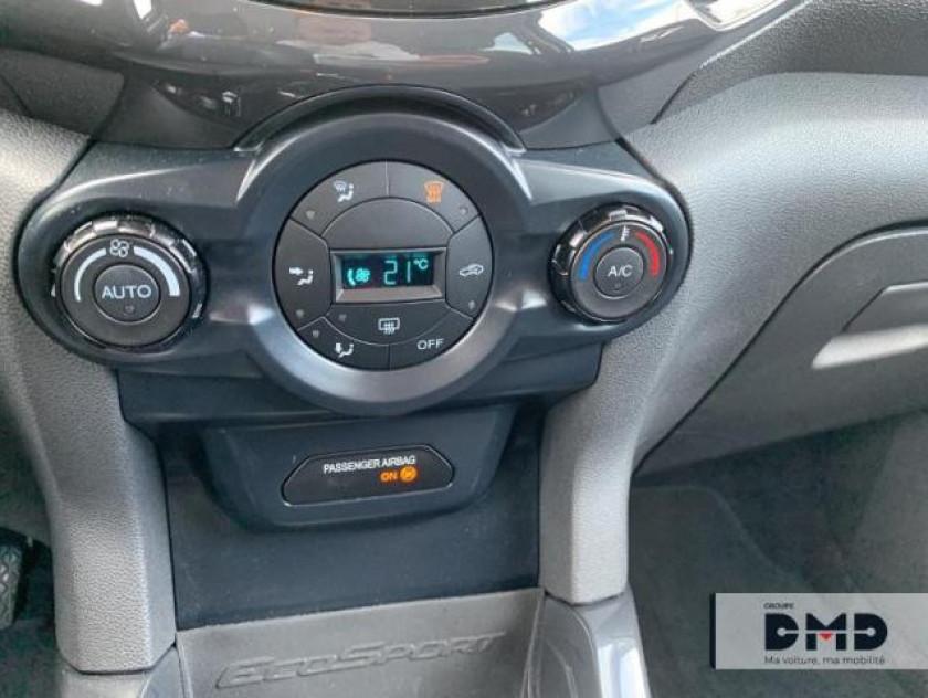 Ford Ecosport 1.0 Ecoboost 125ch Titanium - Visuel #16