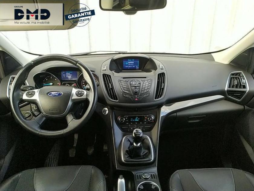 Ford Kuga 2.0 Tdci 120ch Titanium - Visuel #5