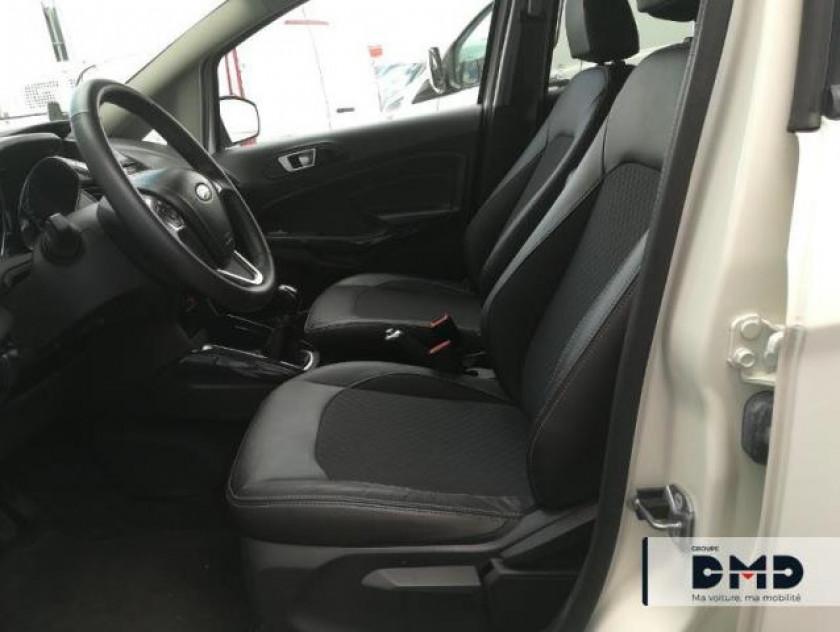 Ford Ecosport 1.0 Ecoboost 140ch Titanium S - Visuel #9