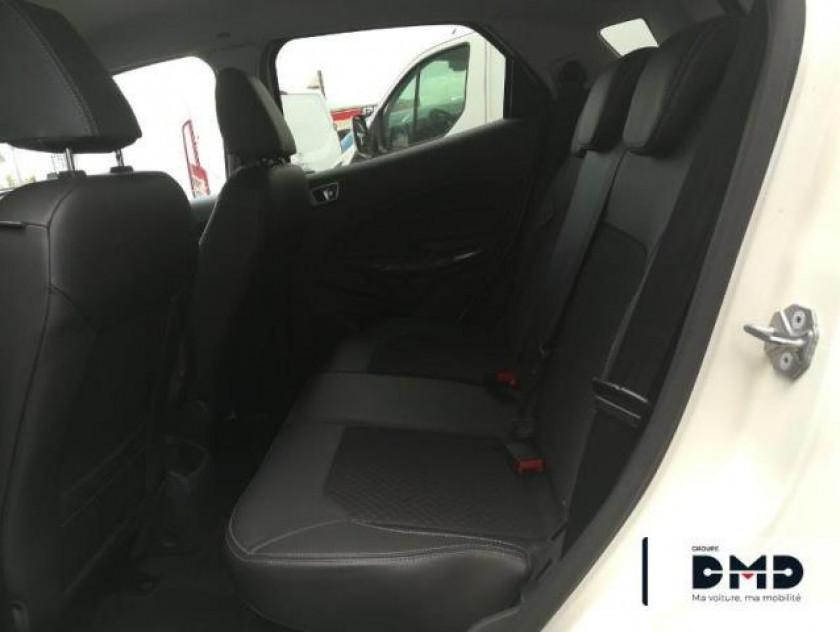 Ford Ecosport 1.0 Ecoboost 140ch Titanium S - Visuel #10
