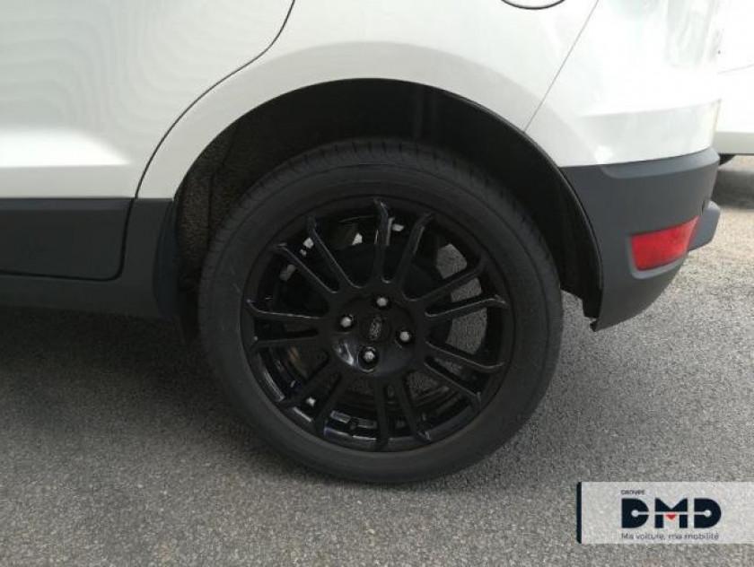 Ford Ecosport 1.0 Ecoboost 140ch Titanium S - Visuel #13