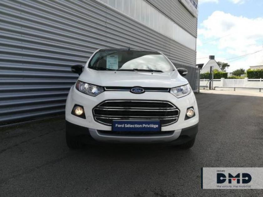 Ford Ecosport 1.0 Ecoboost 140ch Titanium S - Visuel #4