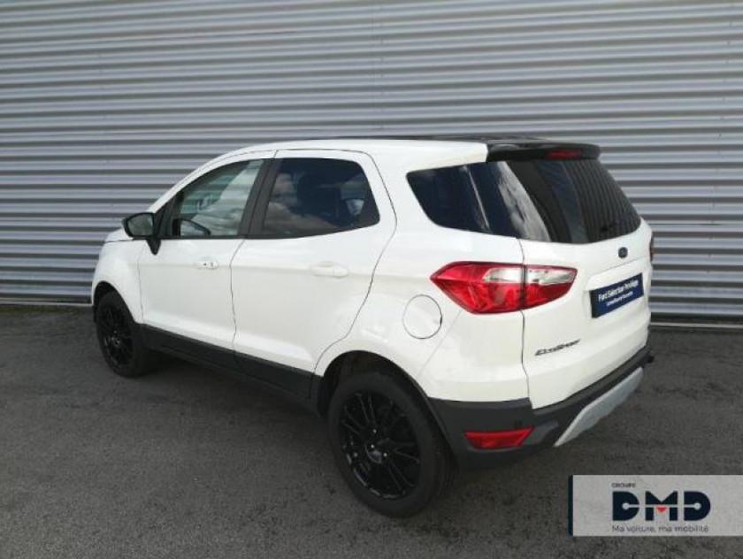 Ford Ecosport 1.0 Ecoboost 140ch Titanium S - Visuel #3