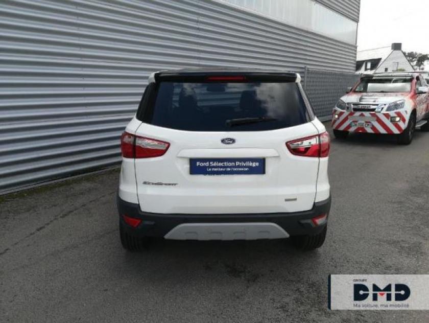Ford Ecosport 1.0 Ecoboost 140ch Titanium S - Visuel #11
