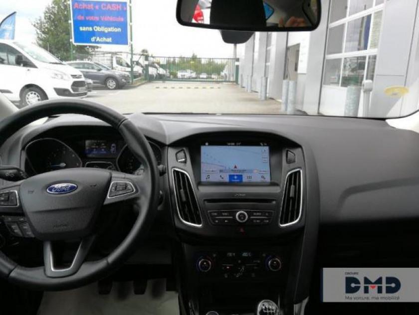 Ford Focus 1.5 Tdci 120ch Stop&start Titanium - Visuel #5