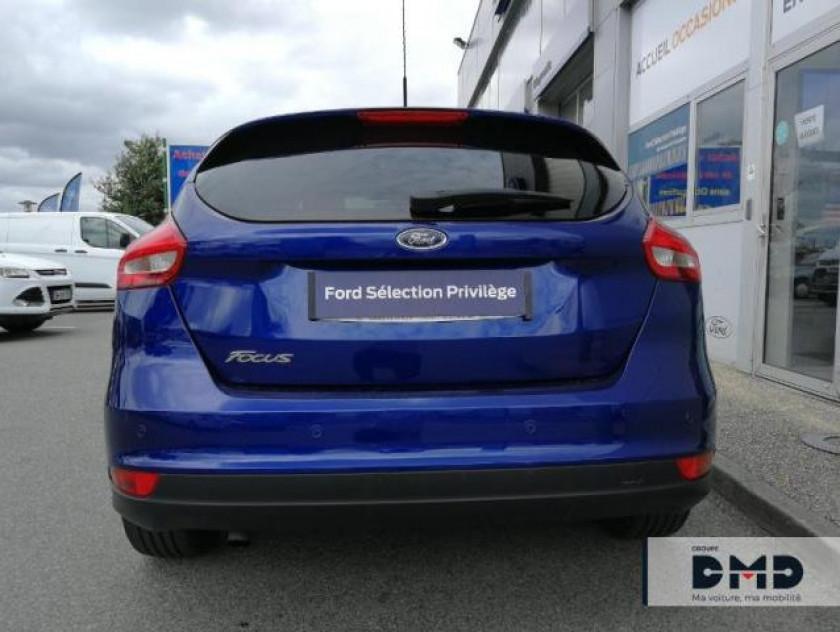 Ford Focus 1.5 Tdci 120ch Stop&start Titanium - Visuel #11